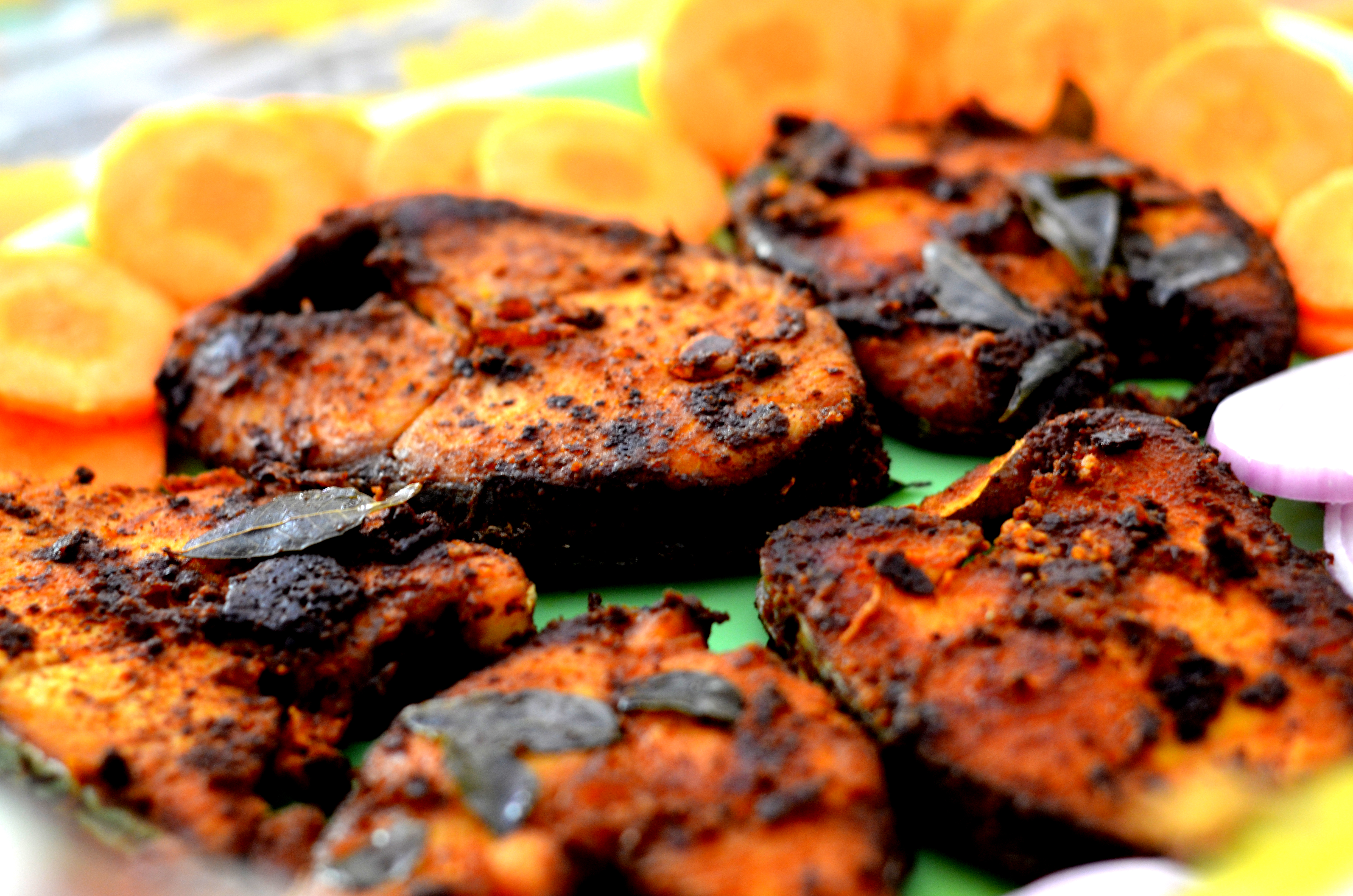 Rohith rajamony for Best fried fish near me